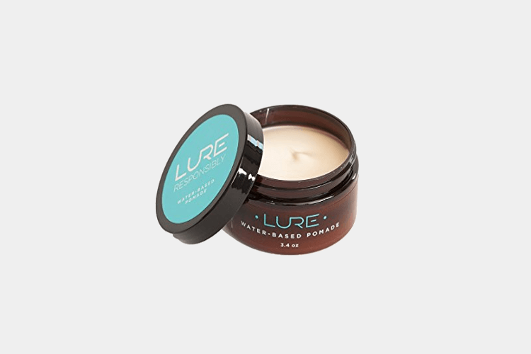 Lure Water-Based Pomade