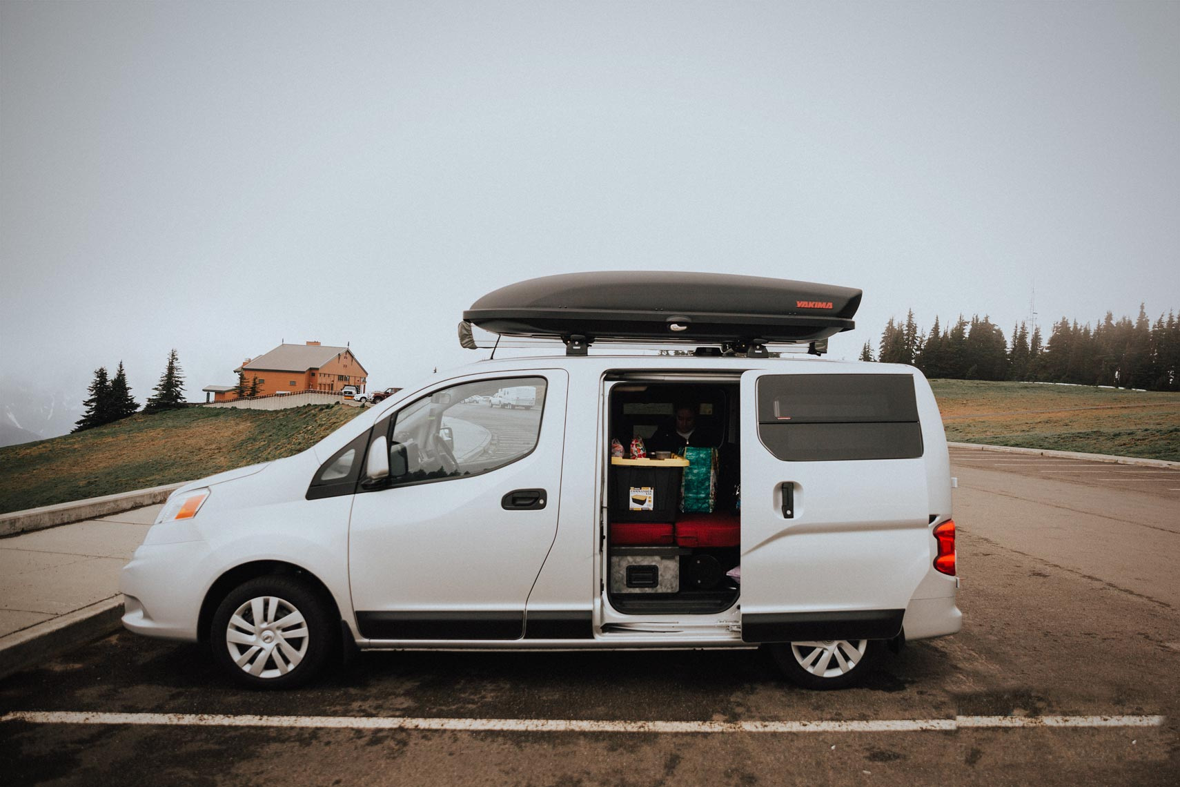 Caravan Outfitters Nissan Nv200 Free Bird Camper Improb