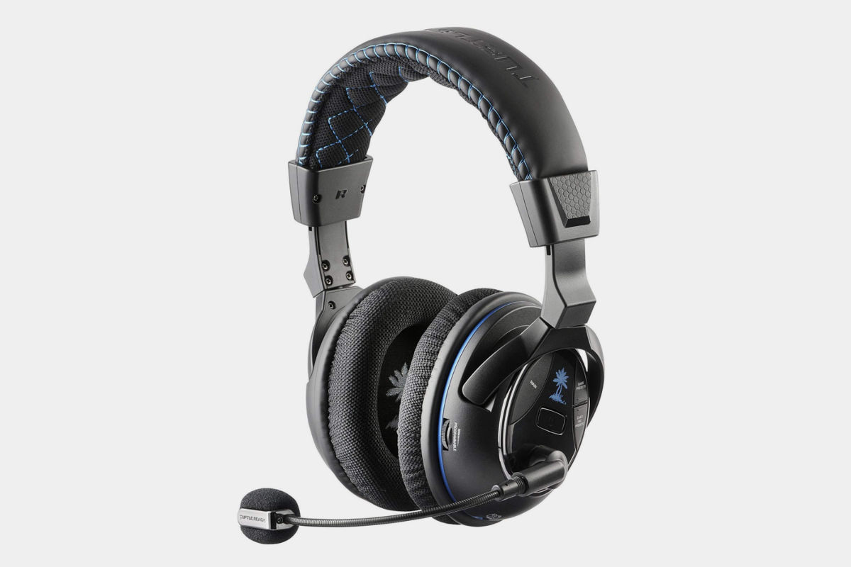 Turtle Beach Ear Force PX51 Gaming Headset