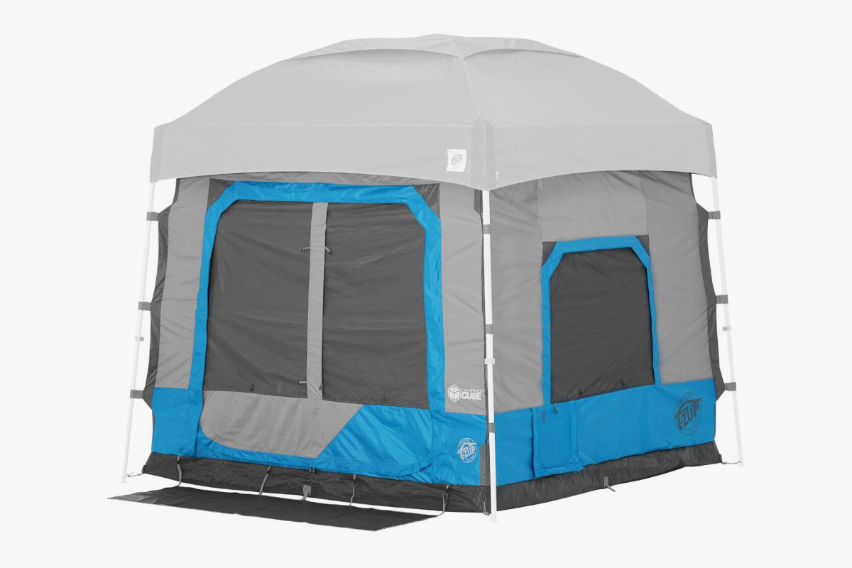 E-Z UP Cube Camping Tent