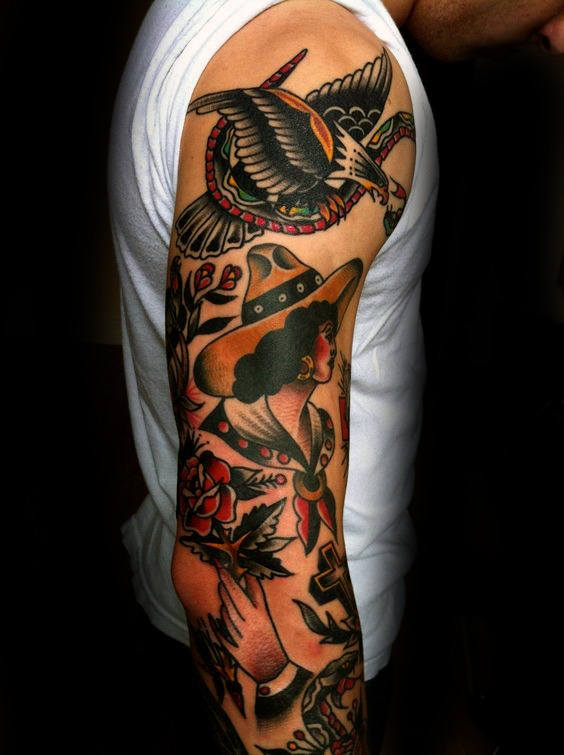 Full-Sleeve Basic Traditional Pieces