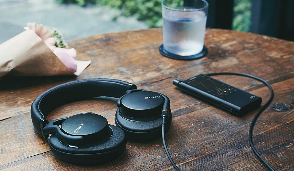 sony headphones for glasses