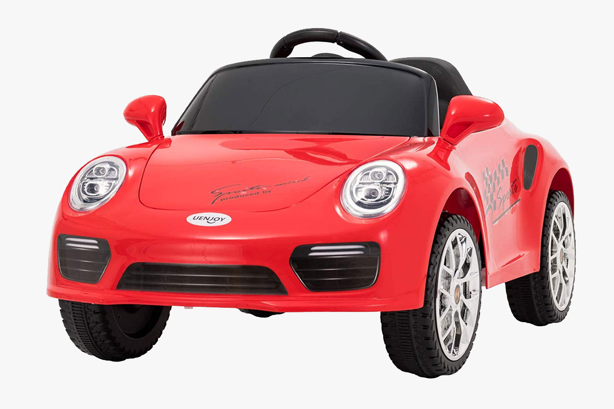 Uenjoy Kids Electric Ride-On Cars