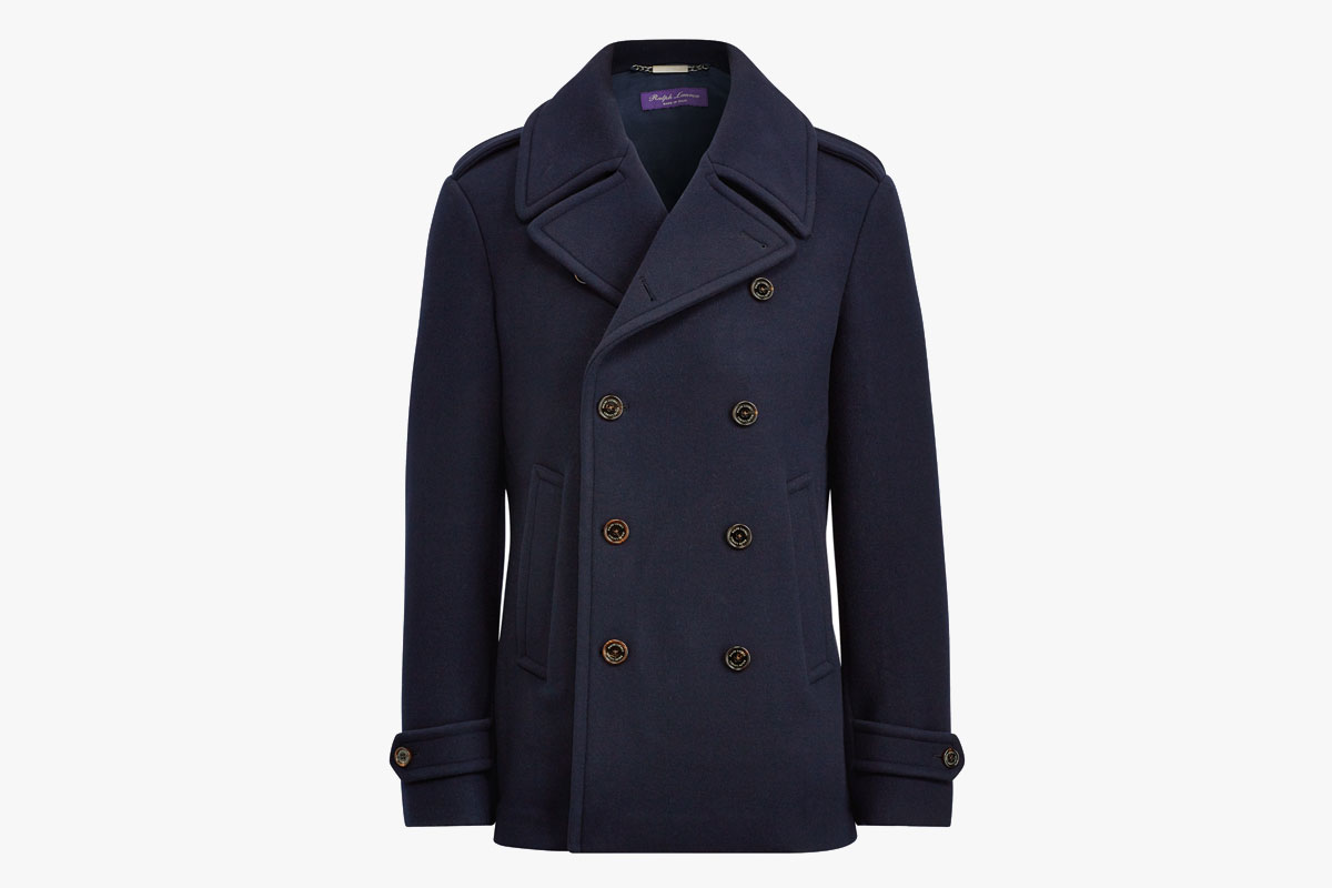 Ralph Lauren Warrington Peacoat