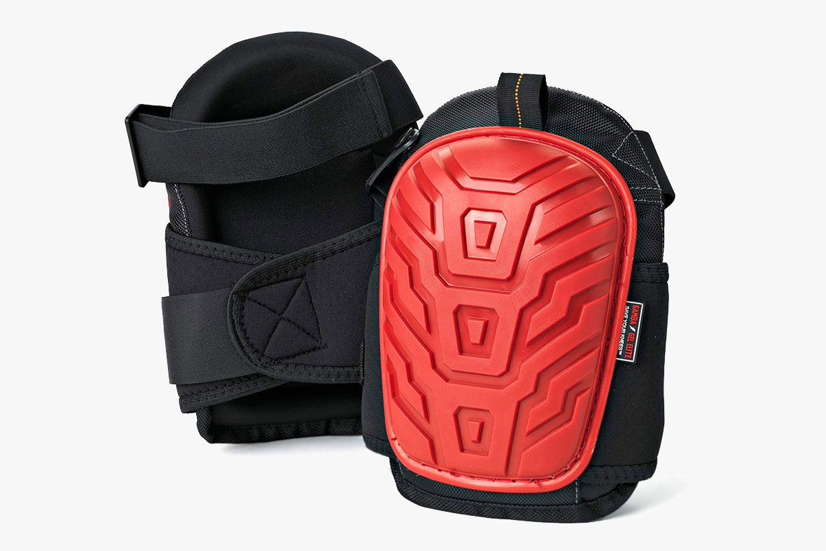 Gamba Tools Gel Elite Knee Pads
