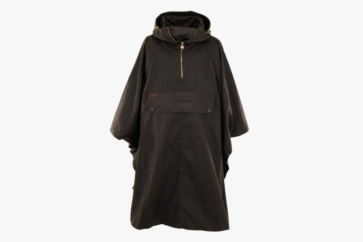 Outback Trading Co Packable Poncho